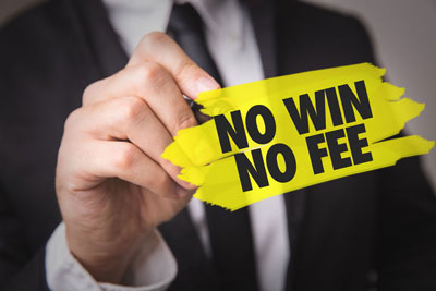 personal injury no win no fees picture