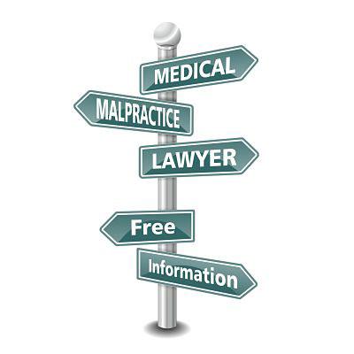 Medical Malpractice Sign