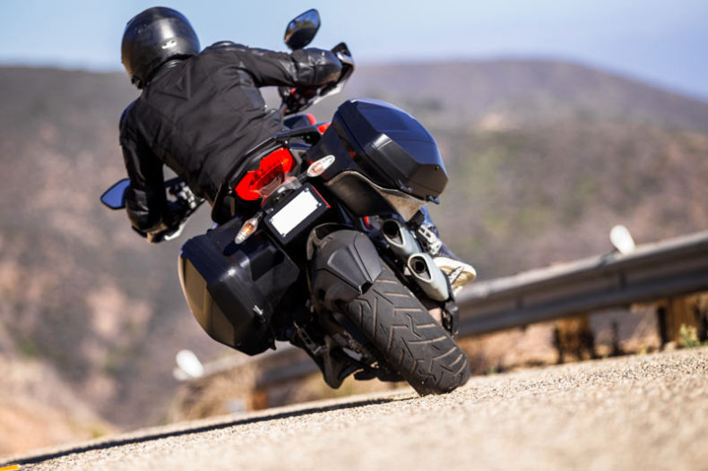 Motorcycle Accidents Happen Year Round New Hampshire | Teale Law